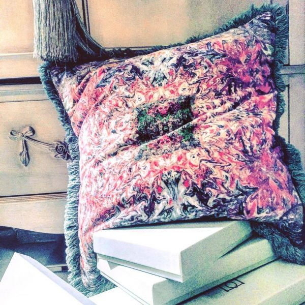 Parisienne Throw Cushion